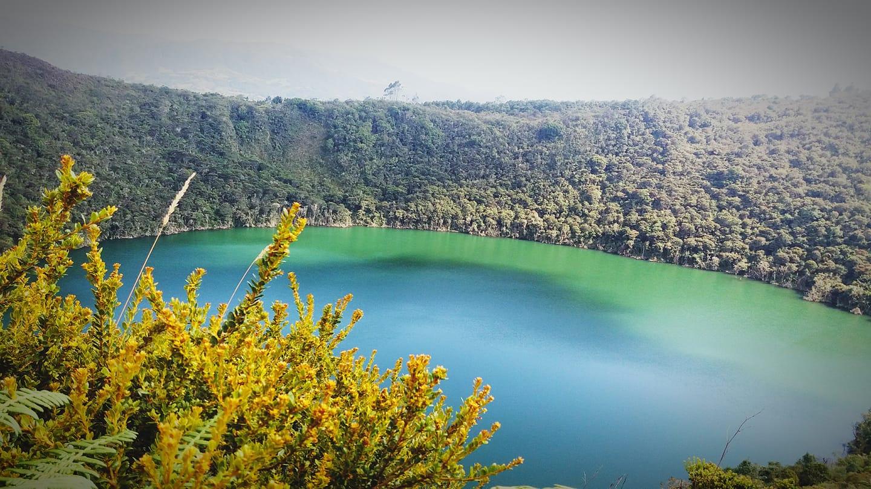 Laguna de Guatavita, Colombia