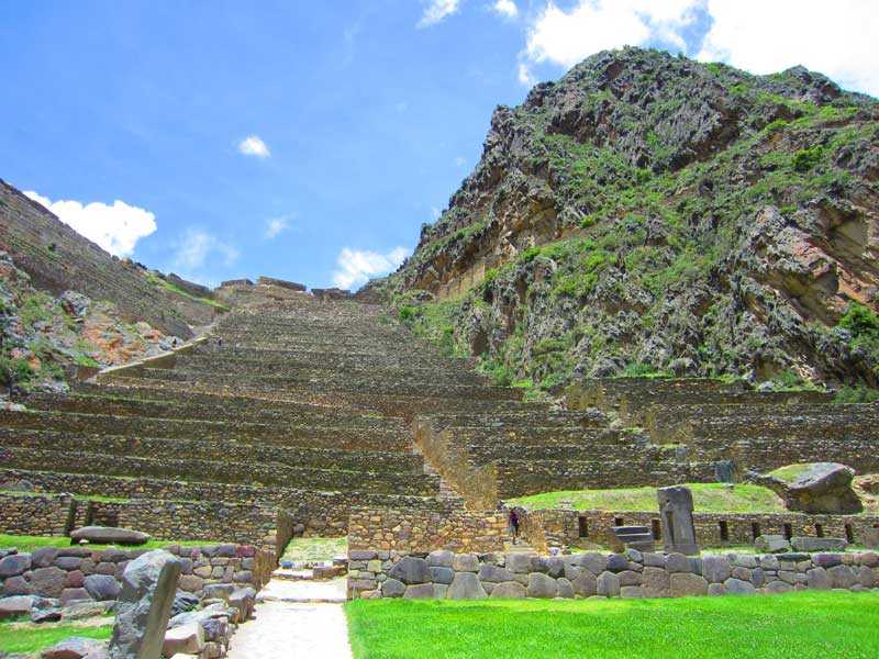 Sacred Valley & Incan Ruins