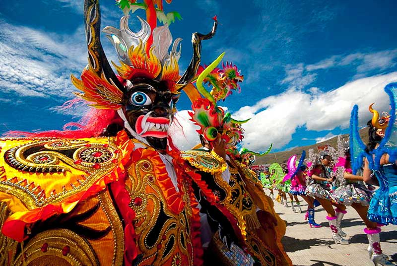 Peru Travel Guide and Travel Information