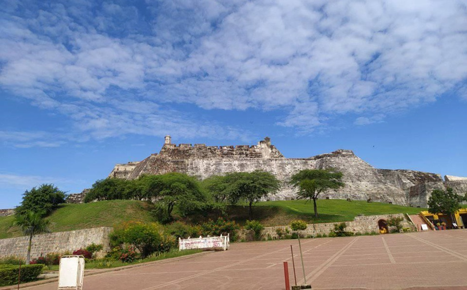 San Felipe de Barajas Castle is one of Cartagena's most iconic landmarks; a place visited by almost all tourists who travel to the city.